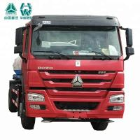 Quality High Pressure 4000 Gallon Water Truck , Diesel Fuel Water Hauling Truck wholesale