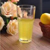 Quality Wholesale Machine Made Highball Glass Drinking Cups For Water Juice wholesale