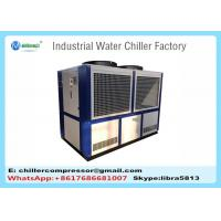 Quality 20 Tr 25Tr Plastic Injection / Extruder Industrial Water Chiller For Plastic wholesale