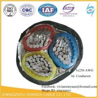 Cheap 0.6 1kV LV XLPE PVC Insulated Power Cables with Copper or Aluminum conductor for for sale