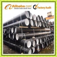 Quality Ductile Iron Pipe ISO2531 & EN545 K9 wholesale