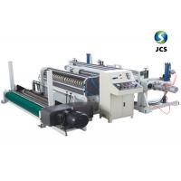 China Automatic Corrugated Sheet Cutting Machine , Paper Rewinding Machine Run Smoothly on sale