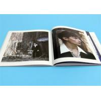 Quality Men's Magazine Printing Services With Sewing Perfect Binding 216mm x 280mm wholesale