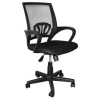 Quality 9KG Swivel Office Chairs With Wheels , High Back Computer Chair With Lumbar Support wholesale
