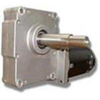 Quality Die Casting Worm Wheel Geared Dc Motors With Mcp2 Brake Removable Brush Bronze Worm Wheel Material wholesale
