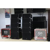 """Buy cheap 680W Concert Sound Equipment , Full Range Line Array Speaker With1.4""""+2x10"""" from wholesalers"""