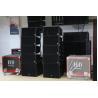 Buy cheap 680W Concert Sound Equipment , Full Range Line Array Speaker With1.4