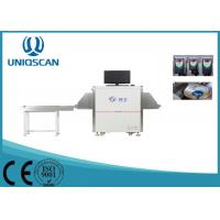 Quality L shaped array detector 24bit X Ray Baggage Scanner With 19 Inch Screen wholesale