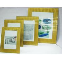 Quality Fashion Glass Handicrafts Picture Frame For Wedding Anniversary wholesale