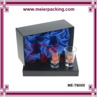 China high quality luxury paper wine packaging box ME-TB005 on sale