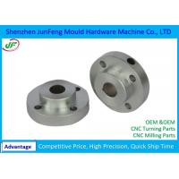 Aluminum CNC Motor Parts Threading Turning ISO9001 Certification