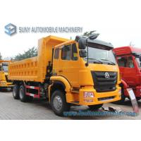 Quality 371hp Sinotruk engine hohan Heavy Dump Truck 6x4 Load capacity 40 T  19 cubic cargo wholesale