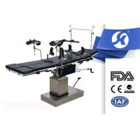Quality Hospital Surgical Operating Table , Operating Room Instruments With Leg Board / Foot Plate wholesale