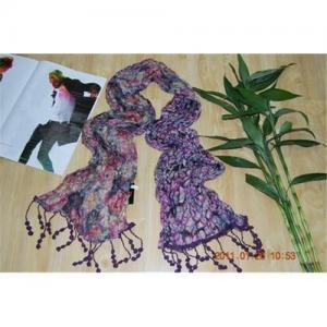 China fashion crinkle scarf on sale