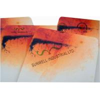 Quality Double Window Custom Packaging Envelopes Multi Colors Autumn Full Printing wholesale
