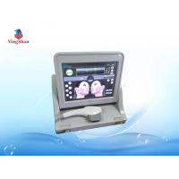 Cheap Non - Invasive Ultrasound HIFU Beauty Machine For Skin Tightening / Wrinkle Removal for sale