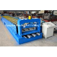 Quality Steel Deck Forming Machine/ Galvanized Floor Decking Roll Forming Machine/ Roof Sheet Floor Tile wholesale