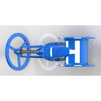 China Resilient Seated Gate Valve with Outside Screw / WRAS Approved Material on sale