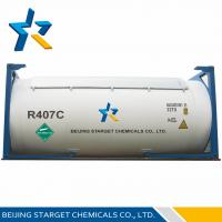 Quality R407C SGS / ROSH / PONY / ISO Approved Cryogenic Refrigeration Replacement For R-22 wholesale