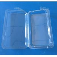 Quality Disposable plastic herb packaging container Fruit packaging box with handle Herb packaing box 20 grams wholesale