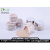 Flexible Naked / Nude Dip Powder Manicure Durable And Long Lasting