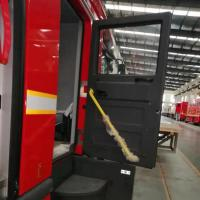 China Glass Fire Truck Door Red And Gray Color Oem Service Offered 1 Year Warranty on sale