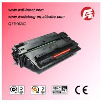 Quality printer toner cartridge Q7516A for HP 5200 wholesale