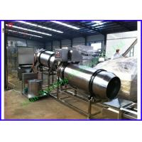 Quality Food Grade Fish Feed Production Line Low Energy Consumption Different Capacity wholesale