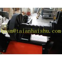 China rim straightening machine HS-RSM595 wheels repair lathe with cutting function hydraulic on sale