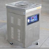 China Commercial Vacuum Packaging Machine Digital Display Single Room Bag Size ≤ 500 x 380mm on sale