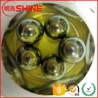 China MingLiang Steel Ball Factory Produces Hardened 10mm Carbon Steel Ball With Chrome Plated on sale