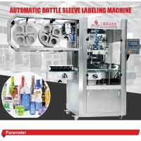 China Manufacture Automatic Shrink Sleeve Packaging Machine For Various Bottles