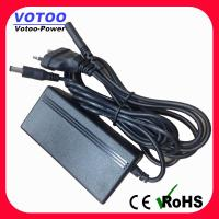 Quality 2.1mm AC 240V To DC 12V 2A Switching LED Power Adapter For CCTV , 50 / 60Hz wholesale