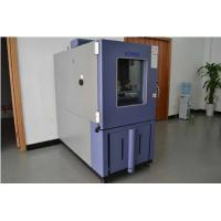 Quality Environmental Air Cooled Constant Temperature And Humidity Chamber 150L wholesale