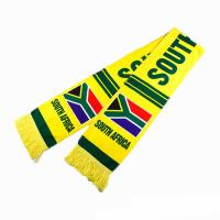 Cheap Football Game Fan Scarf Customized Games,Party Logo Customized Sports Supplies for sale