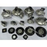 Quality Stainless Steel Pulse Jet Valve , AC220V Electric Dust Collector Pulse Valves wholesale