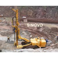 Cheap Safety Hydraulic Crawler Drills For Precipitation Hole And Underground Micro for sale