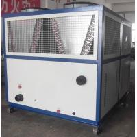 Quality 100Kw/h Cooling Capacity Air Cooled Water Chiller Unit With Sanyo Compressor wholesale