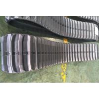 China CLAAS Combine Harvester Rubber Track (450X90X60BS),450mm width and 60links on sale