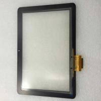 Quality 10.1 Inch Capacitive Tablet Touch Panel With Black Frame Perfect Surface wholesale