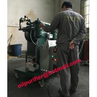 Quality insulation oil filter machine, oil purifier with Screw Oil Pump,Germany Vacuum Pump wholesale
