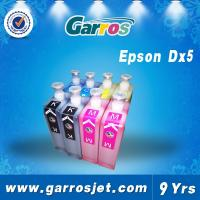 Quality Excellent quality 6 color !!!Galaxy eco solvent ink for dx5 head wholesale