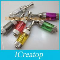 China China Wholesale-IC30 Atomizer Iclear 30 Clearomizer 3.0ml Tank Dual Coil Vaporcizer Hookah on sale