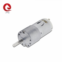 China 30RS385 12 Volt Electric Motors With Gear Reduction Micro Dc Motor on sale