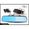 Buy cheap NEW 4.3 Inch TFT LCD Display HD Dual Lens Car DVR Rear View Carmera Mirror Monitor Night Vision from wholesalers