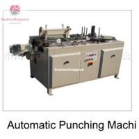 China Automatic Creative brand paper hole punching machine SPA320 for print house on sale