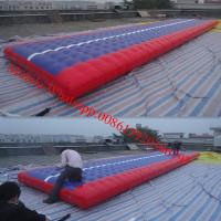 Quality inflatable bungee run inflatable air track for gym inflatable gym air track wholesale