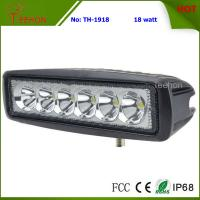 China 18W Offroad LED Work Lamp Headlight, DRL for SUV, Auto LED Light Head Lamp, for Motorcycle on sale