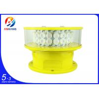 Quality ICAO L864 yellow base medium intensity obstruction light/LIGHT AIRCRAFT wholesale