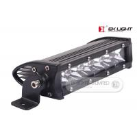 China 9 60 Watt High Intensity Single Row Cree Offroad Led Light Bar For Spot Light on sale
